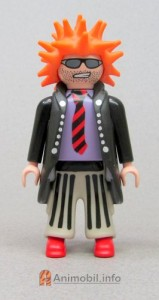 Orange hair as seen on its original figure.